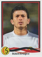 N°103 BULENT ERTUGRUL # TURKEY ESKISEHIRSPOR ES STICKER PANINI SUPERLIG 2011
