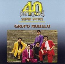 40 Artistas Y Sus Super Exitos by Grupo Modelo (CD, Oct-2003, Fonovisa)