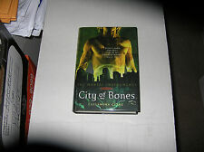 City of Bones by Cassandra Clare (2007, Hardcover) SIGNED 1st/1st