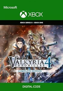 Valkyria Chronicles 4 Complete Edition (Xbox One) - DIGITAL DL