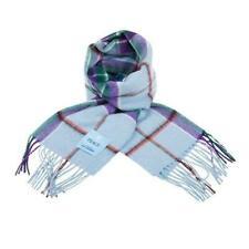 Scottish 100 % Lambswool Tartan Clan Scarf World Peace Tartan Brand New