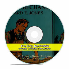 The Boy Mechanic, 3000+ Mechanical and Electrical Projects For Boys on CD V52