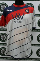 Maglia calcio CROTONE MATCH WORN shirt trikot camiseta maillot jersey