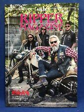 Ripper Magazine Vol.7 Old School Chopper Bike Morterbycycle Japan