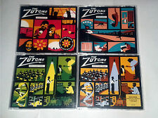 4 ZUTONS CD SINGLES: DON'T EVER THINK, REMEMBER ME, CONFUSION ETC...