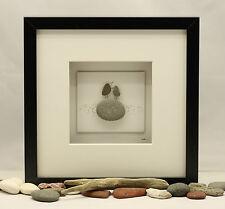 Pebble art Birds