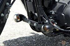 Support Clignotants Pour Sportster Harley-Davidson Avant De blocage