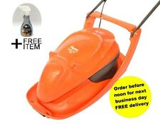 Flymo Hover Vac 280 Hover Collect Mower Silver Grade +FREE GIFT RRP9.99