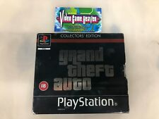 Grand Theft Auto Collectors' Edition (Sony Playstation 1) PAL VERSION