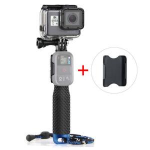 Aluminum Mini Selfie Stick Pole Extendable Monopod for GoPro HERO7 6 5 4 Session