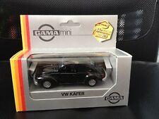 Gama VW Käfer Beetle Made In West Germany -  black