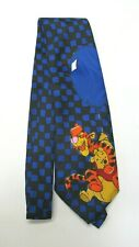 "Disney Winnie The Pooh & Tigger Necktie Polyester 53""L 4""W"