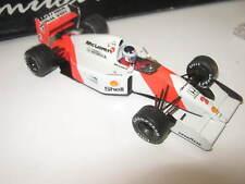 1:43 McLaren Honda mp4/7 G. BERGER 1992 Silverstone TAMEO HANDBUILT MODELCAR
