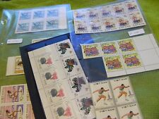 Lot of Vietnam stamps,mint. Blocks & multiples...8 varieties.