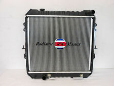 ALUMINUM RADIATOR FOR 1988-1991 TOYOTA 4-RUNNER /1989-1995 TOYOTA PICKUP (2WD)
