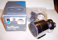 NEW IN BOX SOFFIONE BOSSINI 2506 SHOWER HEAD ASSEMBLY
