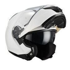 Nzi - casco modular combi duo Graphics White blanco m