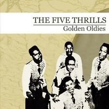 The Five Thrills - Golden Oldies [New CD] Manufactured On Demand