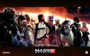 Mass Effect 2 PC [Origin Key] No Disc/Box, - Includes + Zaeed DLC