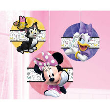 Minnie Mouse Happy Helpers Honeycomb Ball Decoration Birthday Party Supplies 3ct