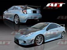 For 2000-2005 TOYOTA CELICA BMX STYLE FULL BODY KIT WITH FIBERGLASS CANARDS