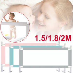 Adjustable Rail Bed Baby Summer Child Universal Toddler Guard Lift Infant ACB#