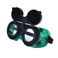 Schweißbrille mit Flip Up verdunkeln Schneiden Schleifen Schutzbrille Green AA