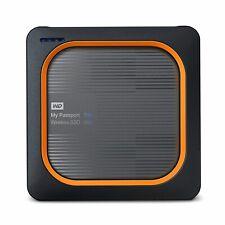 WD 250GB My Passport Wireless SSD External Portable Drive, WiFi USB 3.0