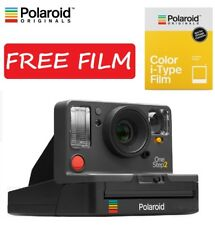 Polaroid Originals OneStep 2 One Step Analog i-Type itype Instant Camera BK+Film