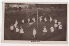 Maypole Dance Bristol 1915 RP Postcard Skuse 699b