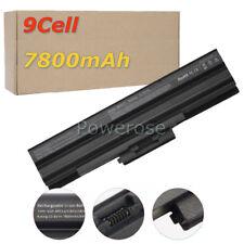9 Cell Battery for Sony Vaio VGP-BPS13/Q VGP-BPS13A/Q VGP-BPS13B NO BIOS CD BEST