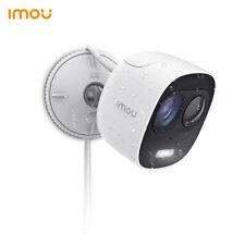 Imou WLAN Überwachungskamera 1080P Blitzlicht Außen IP65 Gegensprechen PIR LOOC