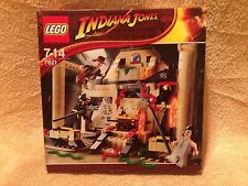7621 LEGO Indiana Jones and the Lost tomb 100% complete with instructions
