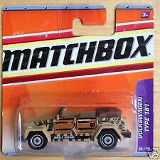 Matchbox 1974 Volkswagen Type 181 - Jungle Safari