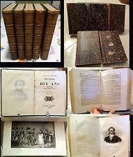 rivoluzione francese _ Revolution francaise _ BLANC: HISTOIRE DE DIX ANS _ 1849