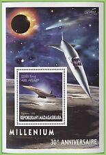 Sheet Aviation Postal Stamps