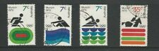 1 set 1972 Olympic Games, Munich used (154)