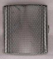JEAN CLAUDE - ZIGARETTEN ETUI - NICKEL - TROPFEN - 20 ZIGARETTEN - 85 MM