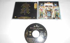 CD Michael Jackson Dangerous 14. tracks 1991 Black or White Heal The World 10/15