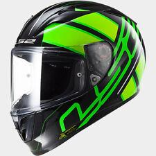 Caschi verde LS2 moto per la guida di veicoli