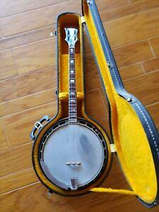 Gibson Mastertone 1964 Tenor Banjo 4 String W/ Case