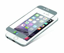 Zagg Invisible Shield Glass Luxe iPhone 6/6s Titanium silver