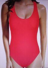 ZERACA Classic Luxury Style One Pc Swimsuit Diva Pink Womens XL 16 18 Razorback