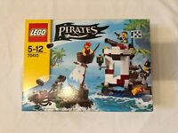LEGO SOLDIERS OUTPOST 70410 GOVERNORS PIRATES RETIRED RARE NEW SEALED