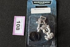 Warhammer 40k Damned Legionnaires with Flamer Legion of the Damned Metal New OOP
