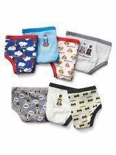 New Gap Boys 7 Pack Underwear Size 2 3 Year NWT Briefs DC Super Heros Days Week
