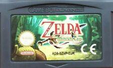 Jeu The Legend of Zelda The Minish Cap GBA Version Française