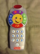 Fisher Price Learning Musical Phone 2011 English VGC WORKS