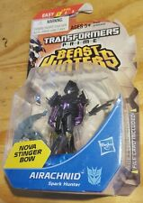 AIRACHNID Transformers Prime Beast Hunters Cyberverse Legion Class 2013 NEW