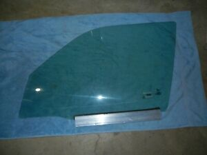 SAAB NG 900 9-3 4 Door Left Front Door Glass 1994 - 2002